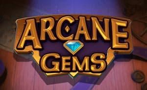 arcane gems casino game