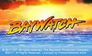 Baywatch slot games