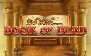Book of Dead Slot Games