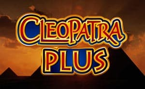 Cleopatra PLUS casino game