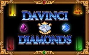 Da Vinci Diamonds casino game