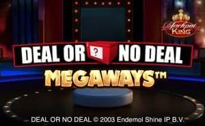 deal or no deal megaways casino slot