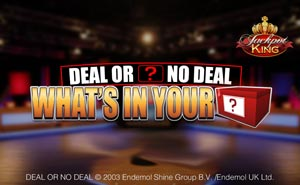 deal or no deal what's in your box slot games