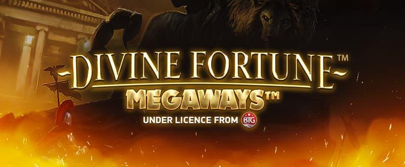 Divine Fortune Megaways