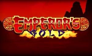 emperors gold casino game