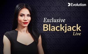 Exclusive Live Blackjack