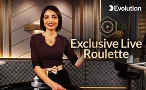 Exclusive Live Roulette