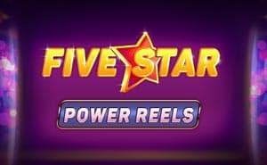 Five Star Power Reels casino game