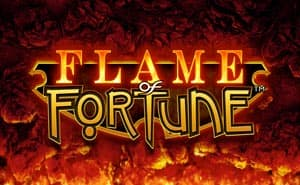 Flame of Fortune casino game