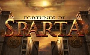 Fortunes Of Sparta casino game