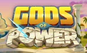 gods of power casino game