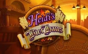 Heidi's Bier Haus mobile slot