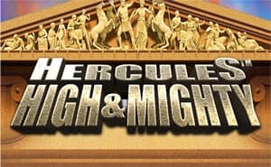 Hercules High and Mighty slot games