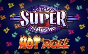 Hot Roll Super Times Pay mobile slot