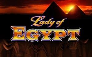 Lady of Egypt mobile slot