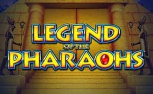 Legend of the Pharaohs slot games