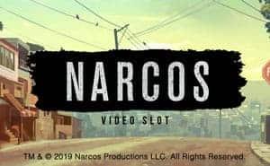 Narcos slot games