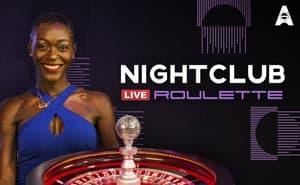 Nightclub Live Roulette