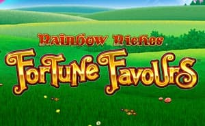 rainbow riches fortune favours mobile slot
