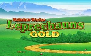 rainbow riches leprechauns gold slot