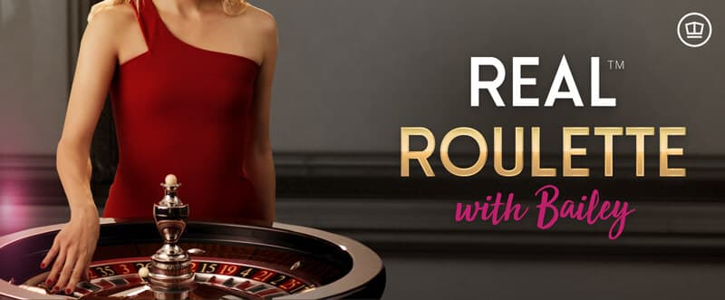 Real Roulette With Bailey